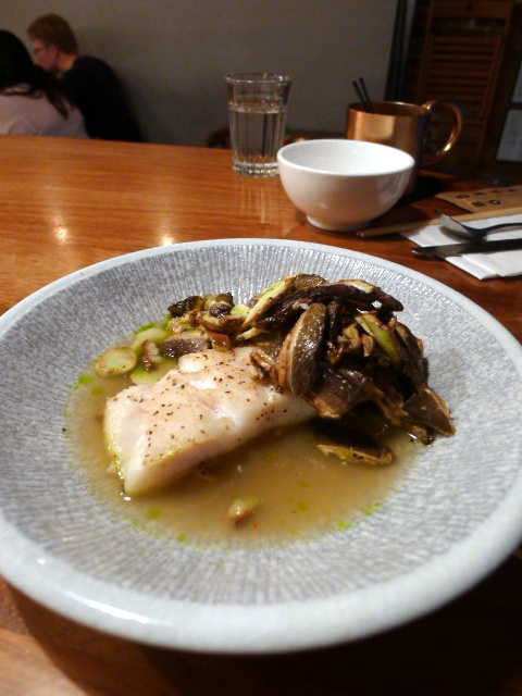 Bo Drake - London Food Blog - Roasted cod