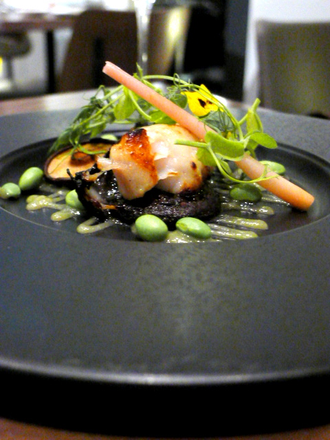 Oliver Maki - London Food Blog - Black cod