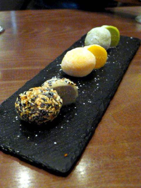Oliver Maki - London Food Blog - Mochi