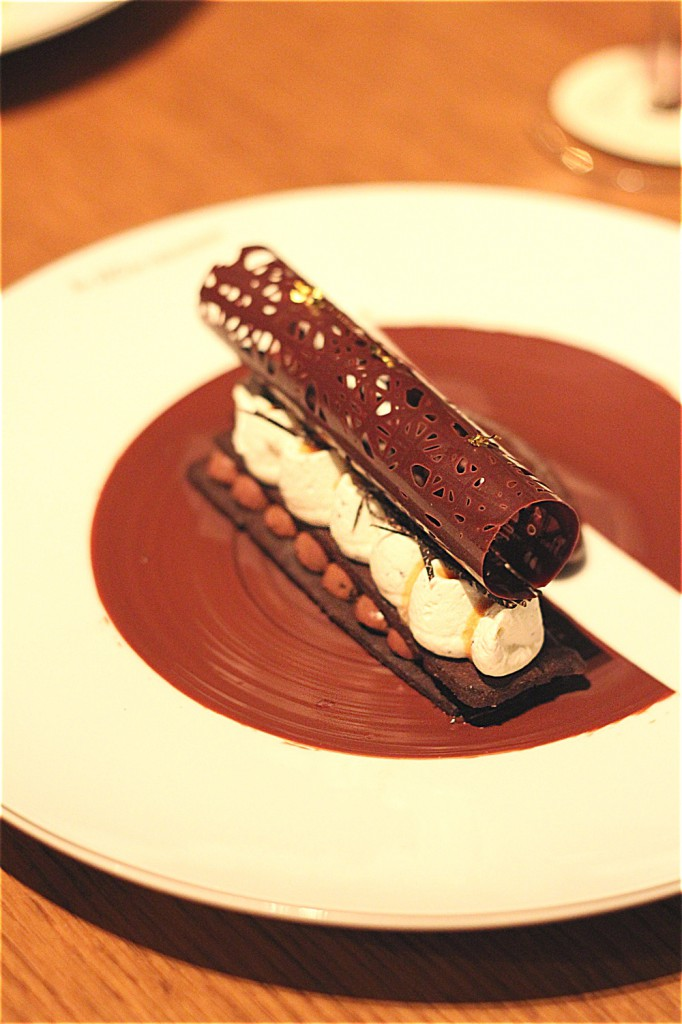 Les 110 de Taillevent - London Food Blog - Truffle Chocolate