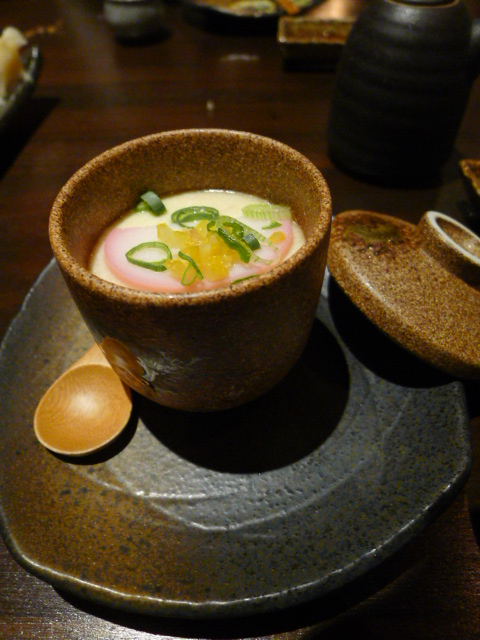 C&R Izakaya - London Food Blog - Chawan mushi