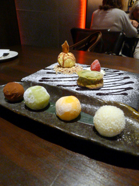 C&R Izakaya - London Food Blog - Dessert