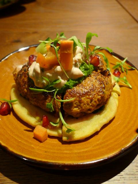 Cinnamon Bazaar - London Food Blog - Lamb kebab