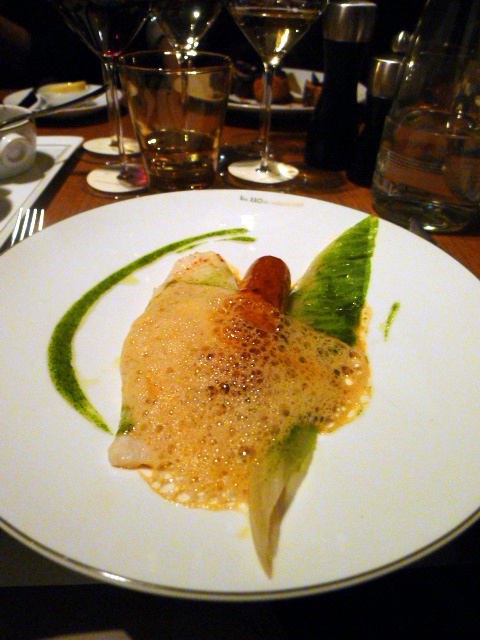 Les 110 de Taillevent - London Food Blog - John Dory