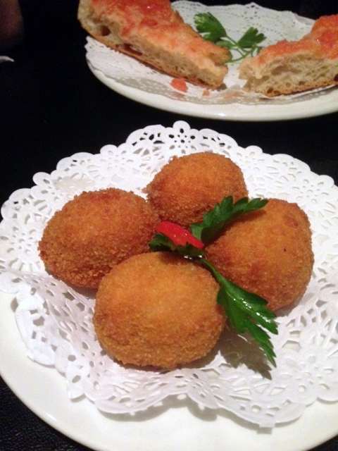 El Pirata - London Food Blog - Croquettes