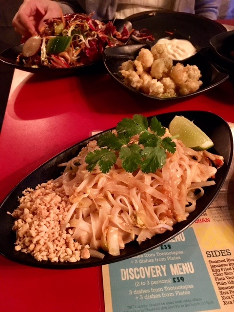 Tootoomoo - London Food Blog - Pad Thai