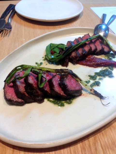 Firedoor - London Food Blog - Chuck tail steak