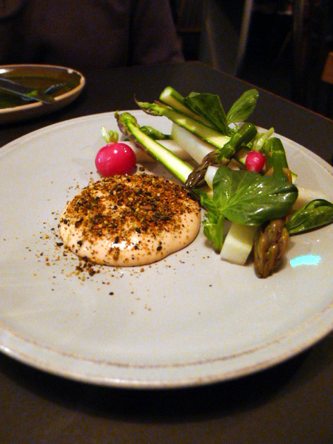 The Laughing Heart - London Food Blog - Cod's roe