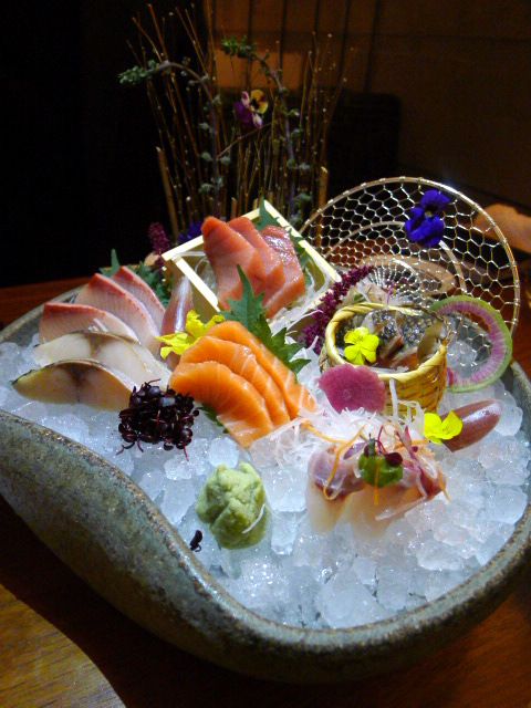 Sakagura - London Food Blog - Sushi selection