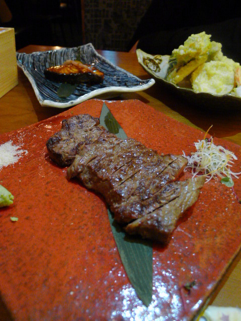 Sakagura - London Food Blog - Wagyu beef