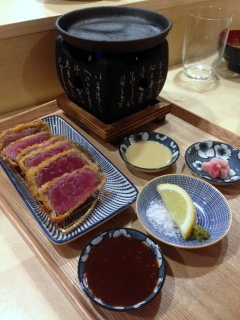 Machiya - London Food Blog - Wagyu katsu