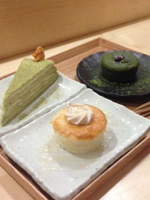 Machiya - London Food Blog - Desserts