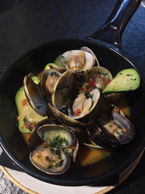 Arthur Hooper's - London Food Blog - Clams