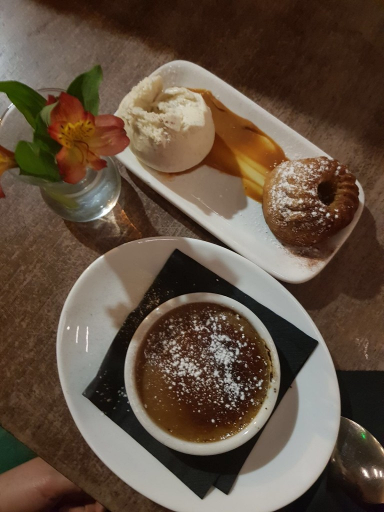 Rudie's Dalston - London Food Blog - Dessert