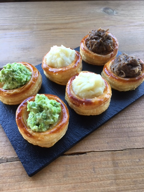 Wellbourne Brassiere - London Food Blog - Vol-au-vents