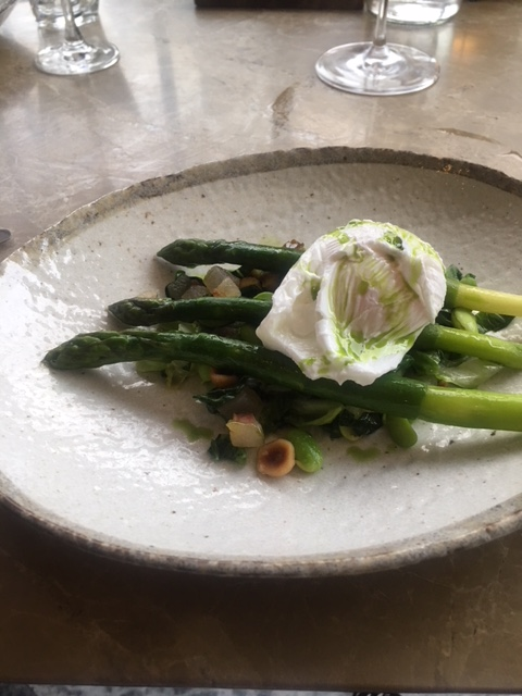 Plate Restaurant - London Food Blog - Asparagus