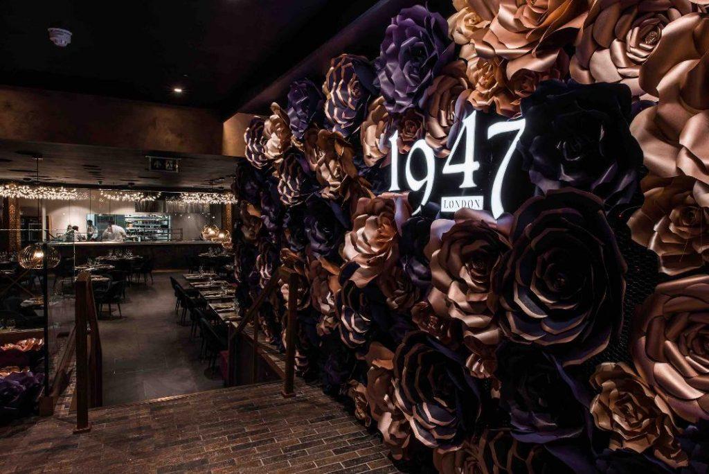 London Food Blog - 1947 London