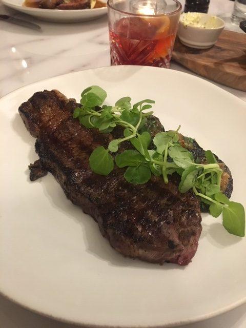 London Food Blog - Sirloin