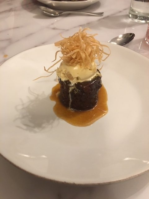 London Food Blog - Sticky Toffee Pudding