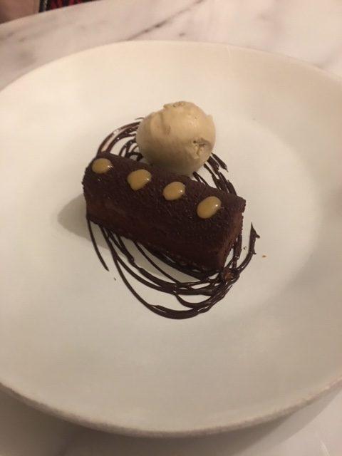 London Food Blog - Chocolate delice