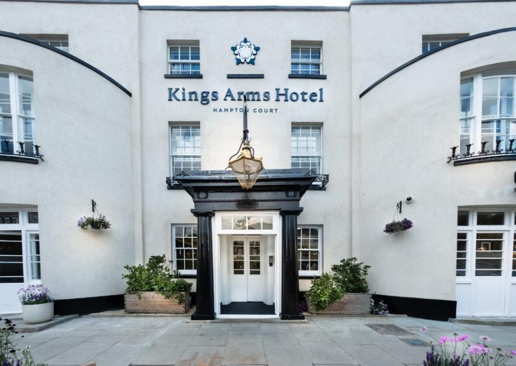 London Food Blog - Kings Arms Hotel & Six restaurant