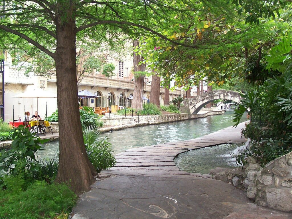 London Food Blog - San Antonio Riverwalk