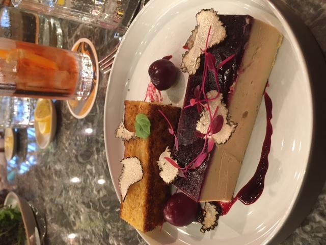 London Food Blog - My&Sanné - Foie Gras Terrine