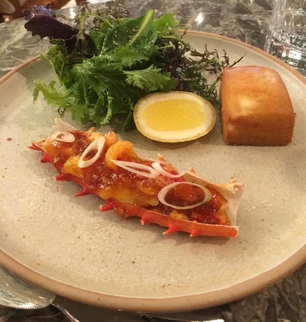 London Food Blog - My&Sanné - Singapore crab